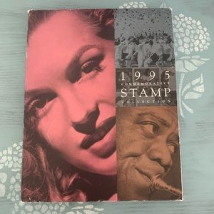 1995 US Commemorative Stamp Collection